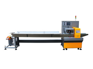 Servo Pillow Packing Machine_Under the paper toy packaging machine-Automatic Packaging Machinery