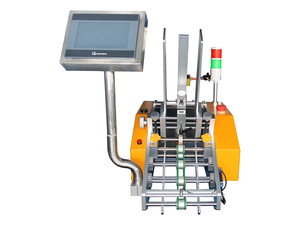 Automatic servo card issuing machine