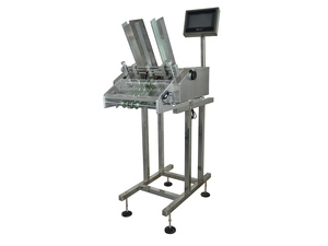 Stepping automatic feeding machine_certification card machine
